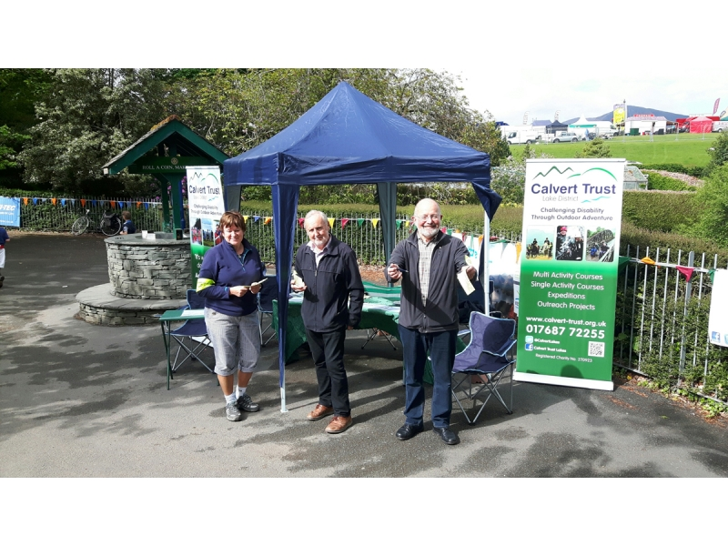ABOUT Rotary Keswick - Our two wishing wells have raised over £35,000 for mostly local charities