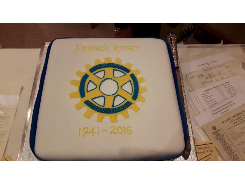 ABOUT Rotary Keswick - Celebrating 75 years of Rotary Service in 2016