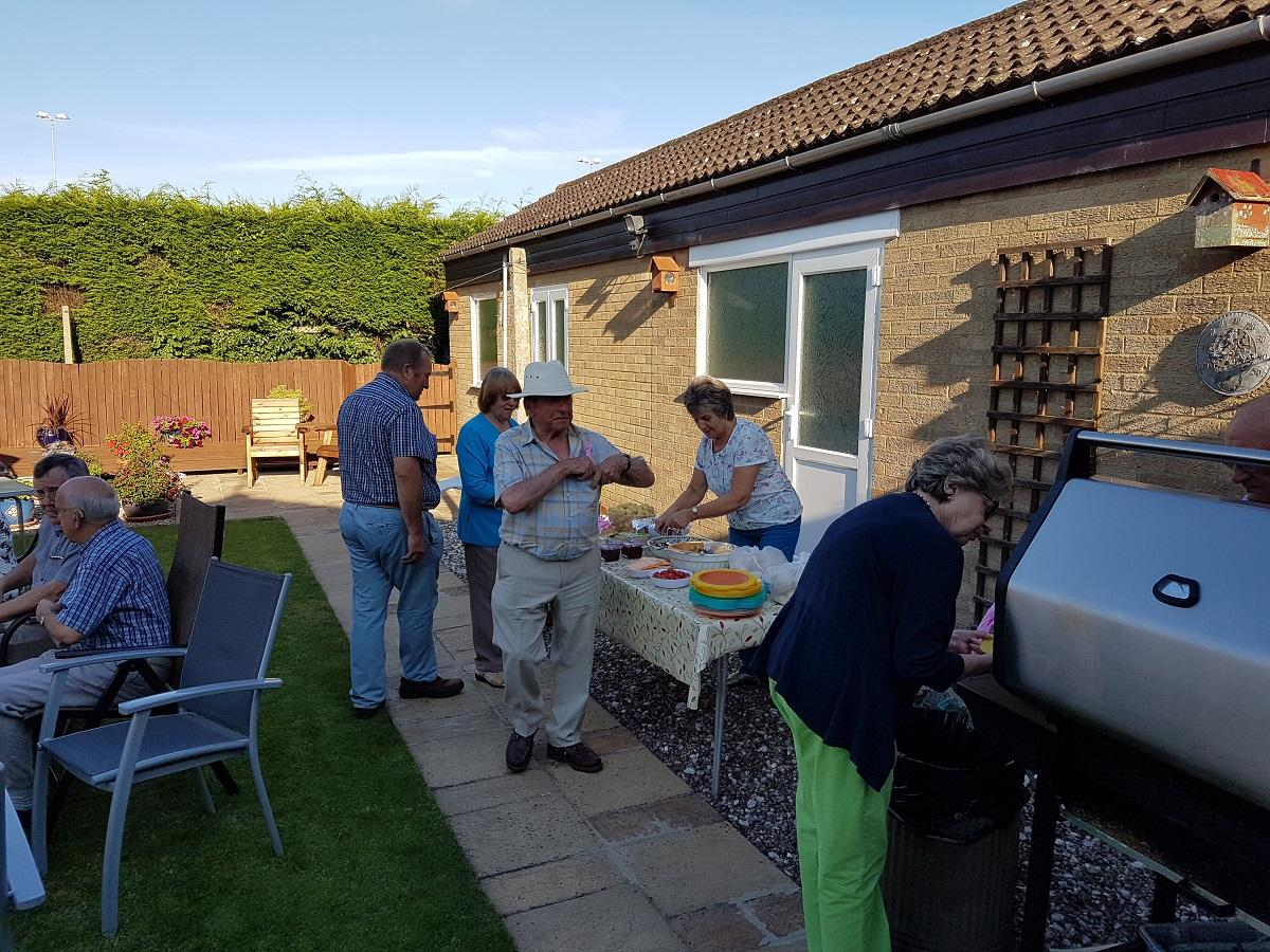BBQ at Gerald & Heather Day's Home - 20160725 183928