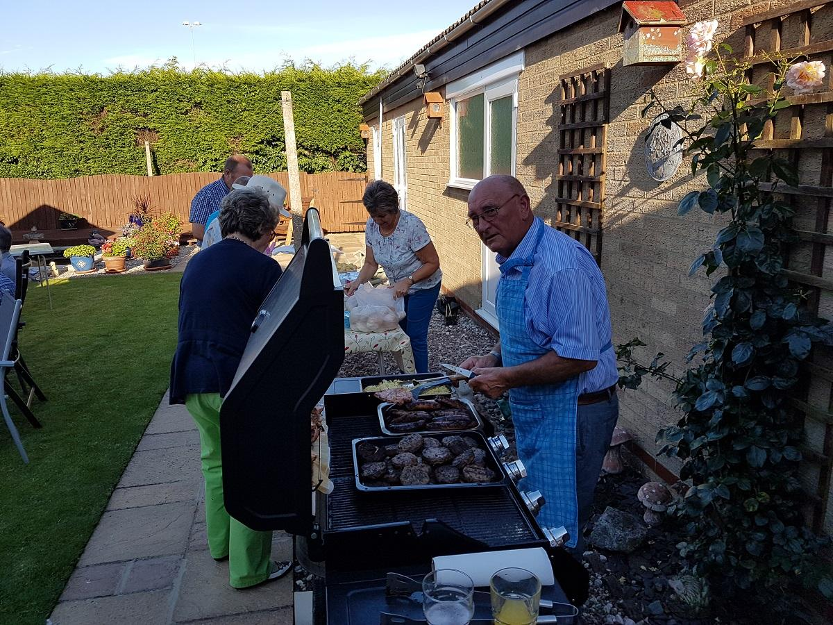 BBQ at Gerald & Heather Day's Home - 20160725 183933