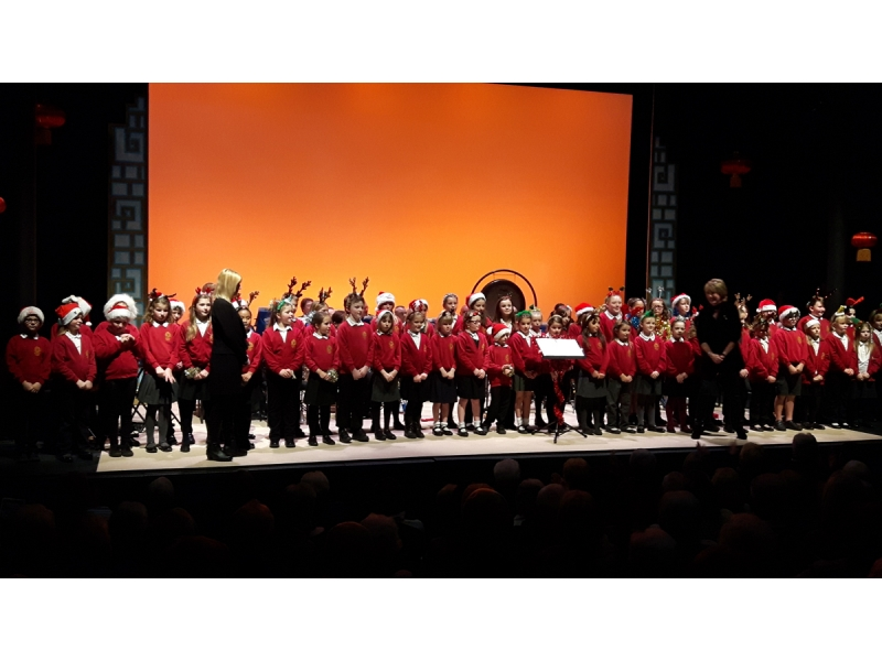 ABOUT Rotary Keswick - Performing at Keswick's Own Christmas Proms which Rotary organises to raise funds