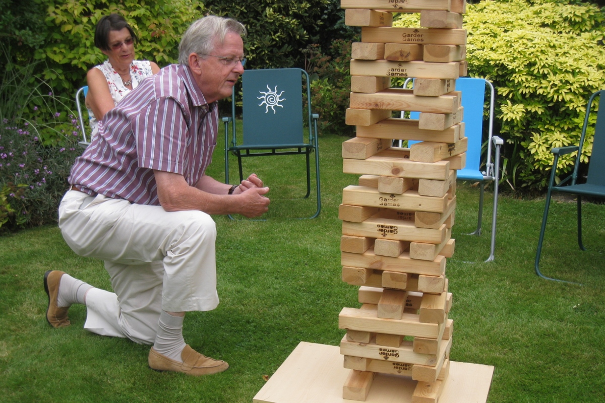 Pinner Rotary Summer Barbecue - Serious business