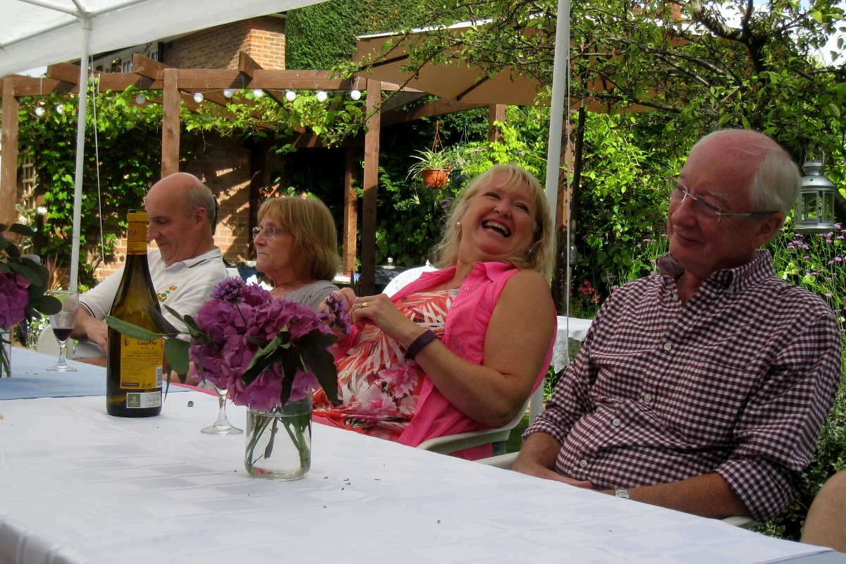 Pinner Rotary Summer Barbecue -