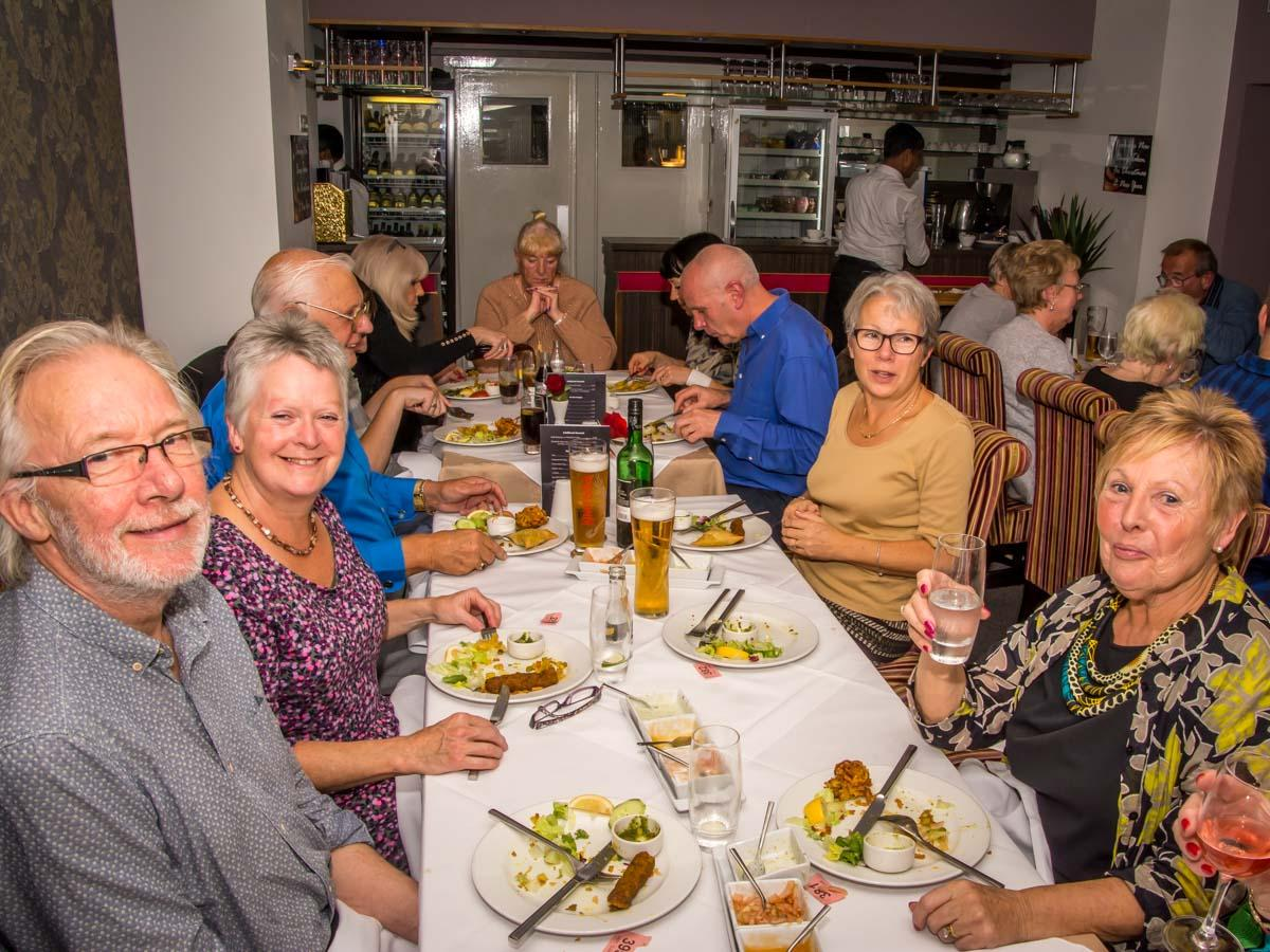 Curry Night at the Spice Tower -