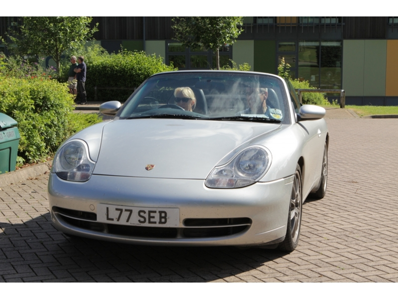 10th Dursley Rotary Classic and Sports Car Cotswold Tour - 2001 Porche 911 Carrera