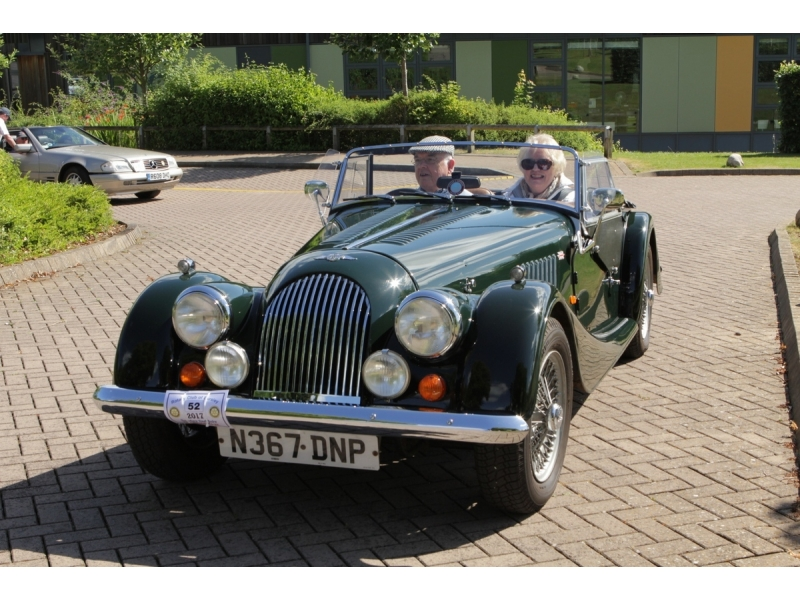10th Dursley Rotary Classic and Sports Car Cotswold Tour - 1996 Morgan4/4