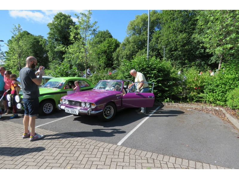 10th Dursley Rotary Classic and Sports Car Cotswold Tour (2) -