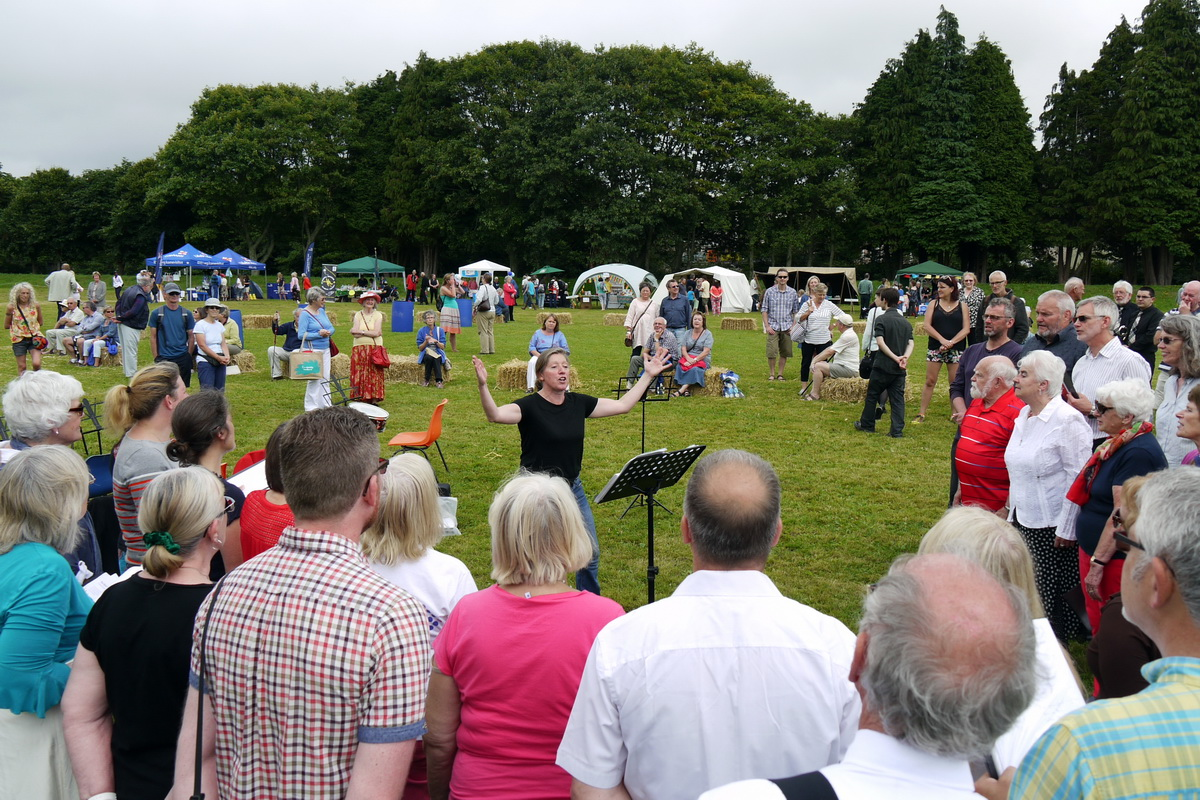 2017 Carnival Photographs - 2017-07-16 - Charity Fayre Day (06)