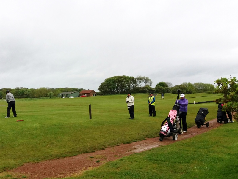2017 Annual Charity Golf Comp -