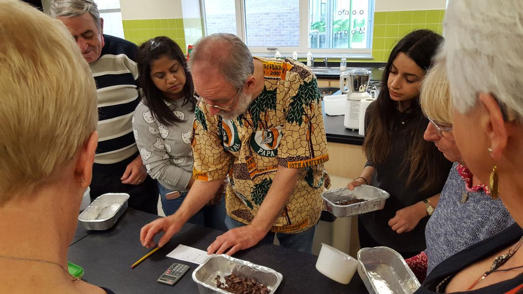 Chocolate Workshop to raise funds for WOW Water Charity  -