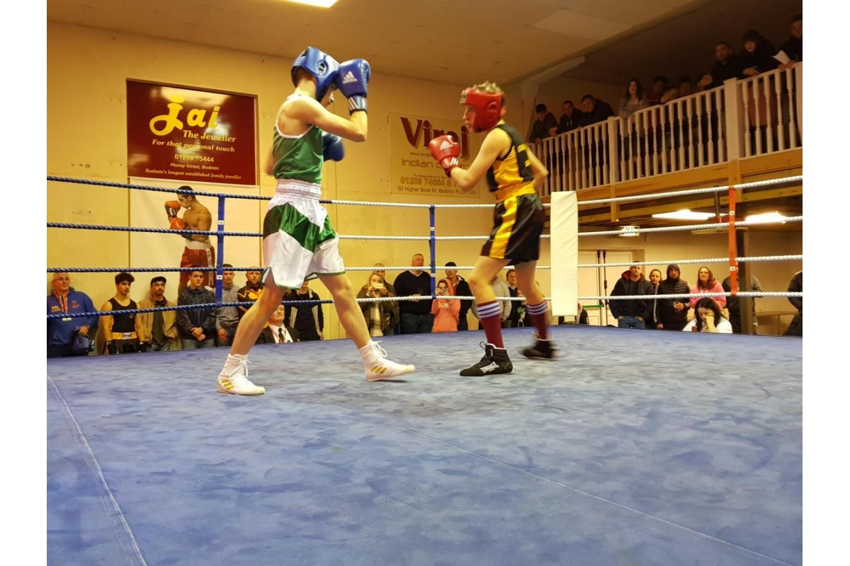 CHARITY DINNER AND BOXING EVENING - 20180203 201920