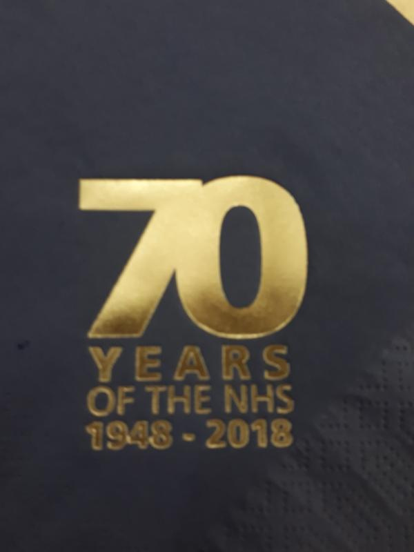 NHS Happy Birthday -