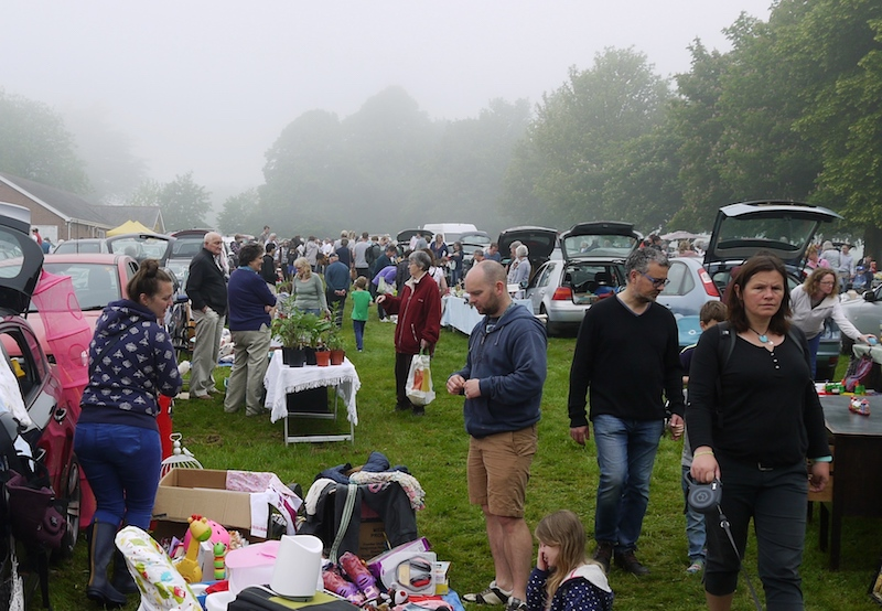 Car Boot Sale - 2018 05 28 Boot Sale 5