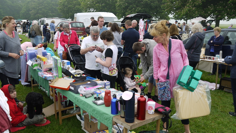 Car Boot Sale - 2018 05 28 Boot Sale 8