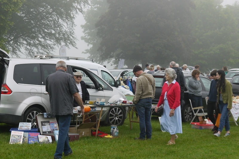 Car Boot Sale - 2018 05 28 Boot sale 1