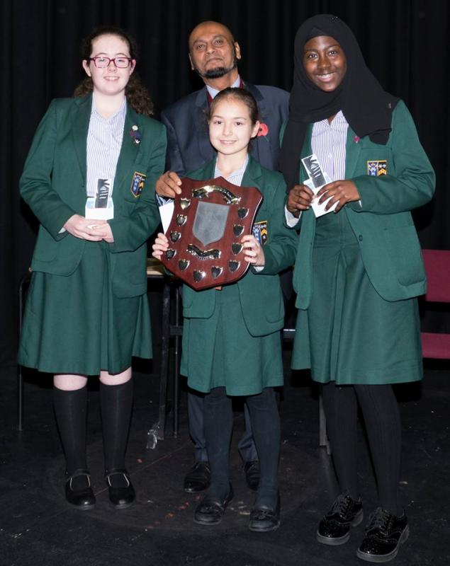 YOUTH SPEAKS 2018-2019 - Old Palace of John Whitgift School