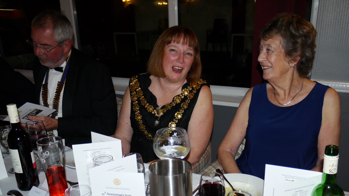 RC of Lostwithiel's 40th Anniversary Charter Dinner - 2019-02-09 - Lostwithiel 40th Charter Dinner (04)