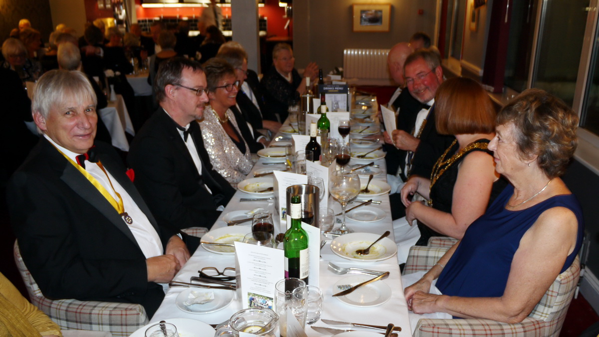 RC of Lostwithiel's 40th Anniversary Charter Dinner - 2019-02-09 - Lostwithiel 40th Charter Dinner (05)