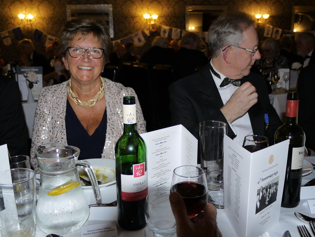 RC of Lostwithiel's 40th Anniversary Charter Dinner - 2019-02-09 - Lostwithiel 40th Charter Dinner (06)