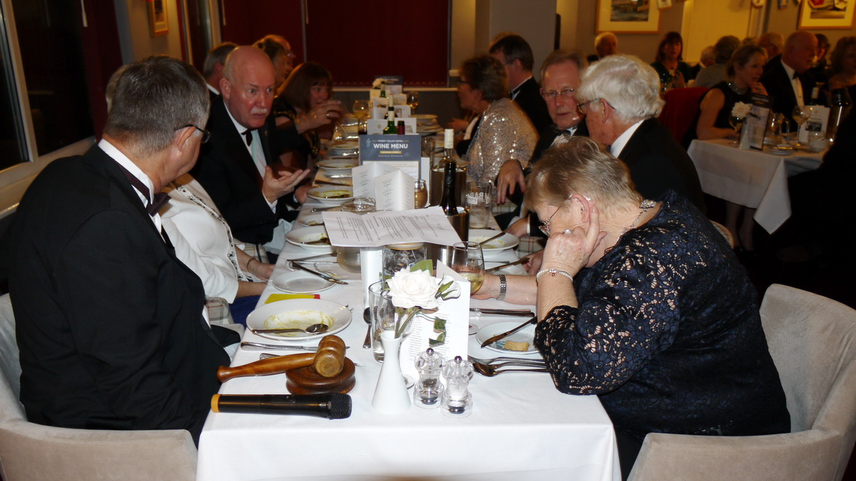 RC of Lostwithiel's 40th Anniversary Charter Dinner - 2019-02-09 - Lostwithiel 40th Charter Dinner (07)