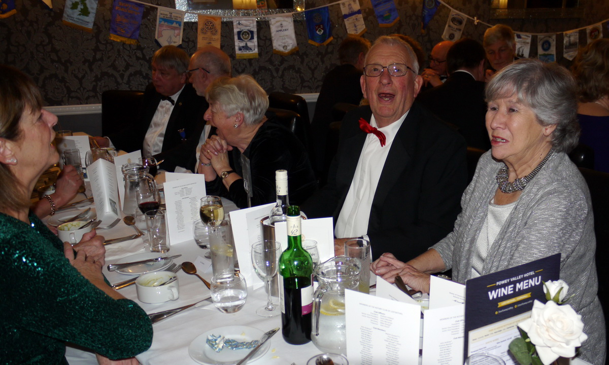 RC of Lostwithiel's 40th Anniversary Charter Dinner - 2019-02-09 - Lostwithiel 40th Charter Dinner (08)