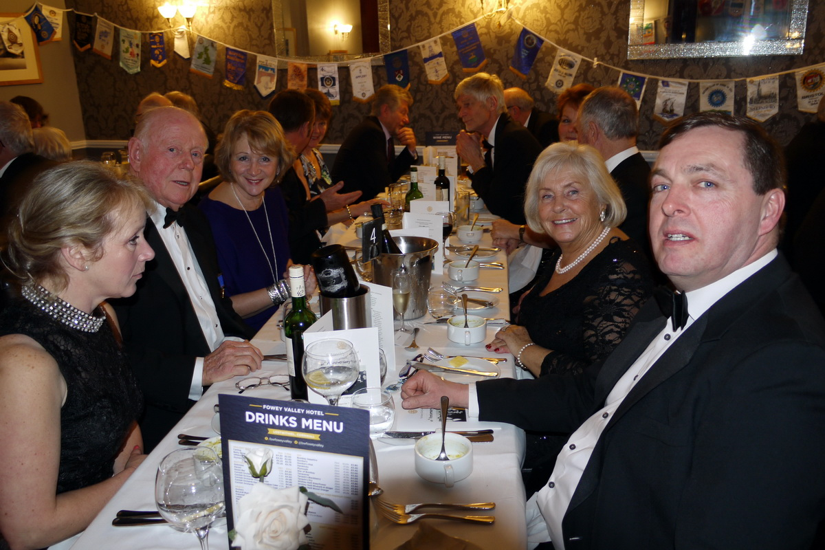 RC of Lostwithiel's 40th Anniversary Charter Dinner - 2019-02-09 - Lostwithiel 40th Charter Dinner (09)