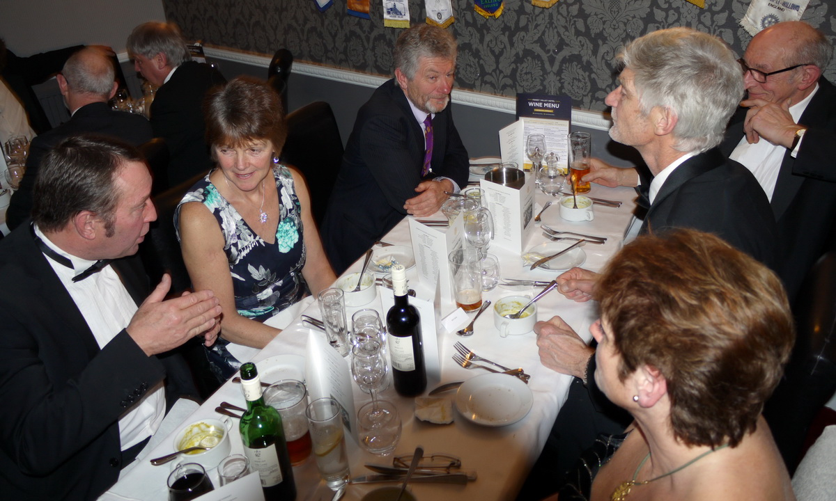 RC of Lostwithiel's 40th Anniversary Charter Dinner - 2019-02-09 - Lostwithiel 40th Charter Dinner (11)