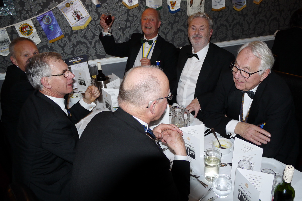 RC of Lostwithiel's 40th Anniversary Charter Dinner - 2019-02-09 - Lostwithiel 40th Charter Dinner (12)