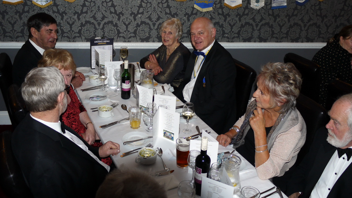 RC of Lostwithiel's 40th Anniversary Charter Dinner - 2019-02-09 - Lostwithiel 40th Charter Dinner (15)