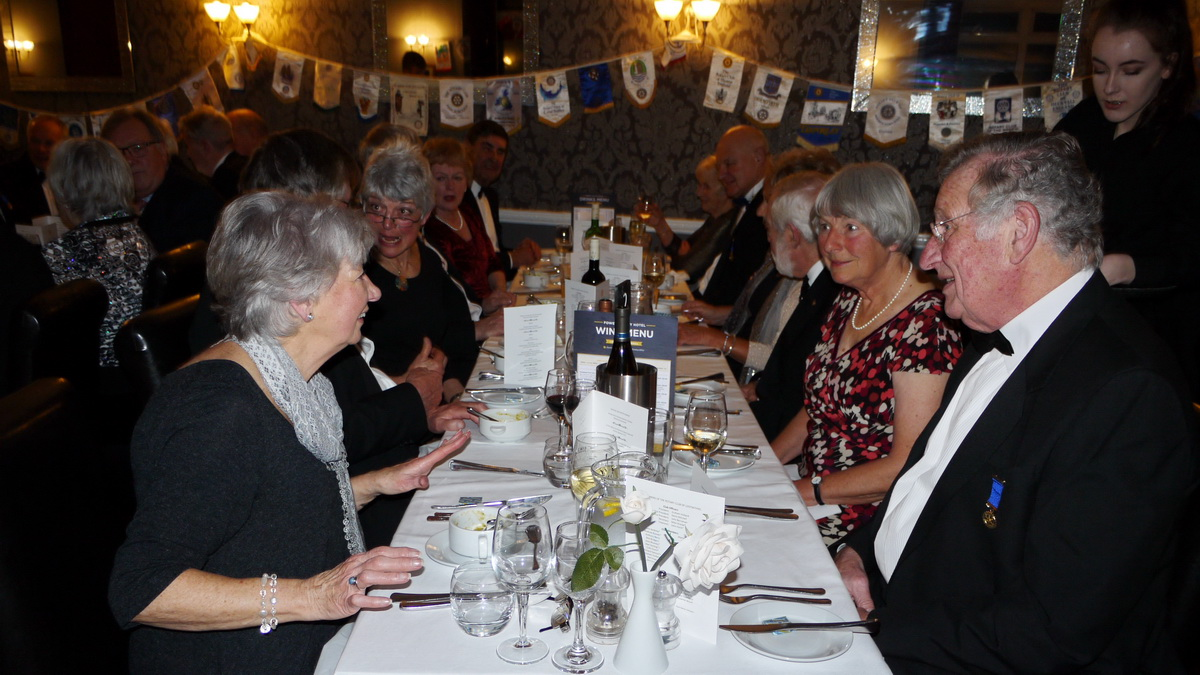 RC of Lostwithiel's 40th Anniversary Charter Dinner - 2019-02-09 - Lostwithiel 40th Charter Dinner (16)