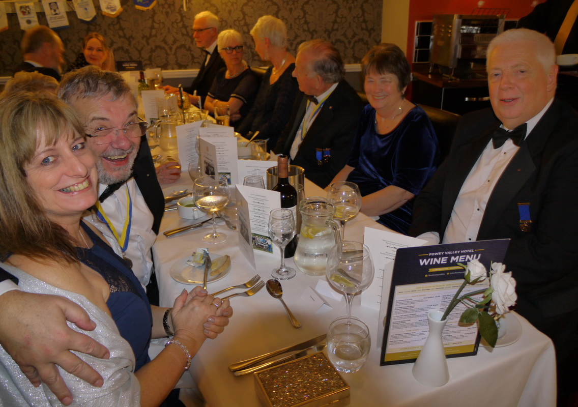 RC of Lostwithiel's 40th Anniversary Charter Dinner - 2019-02-09 - Lostwithiel 40th Charter Dinner (17)