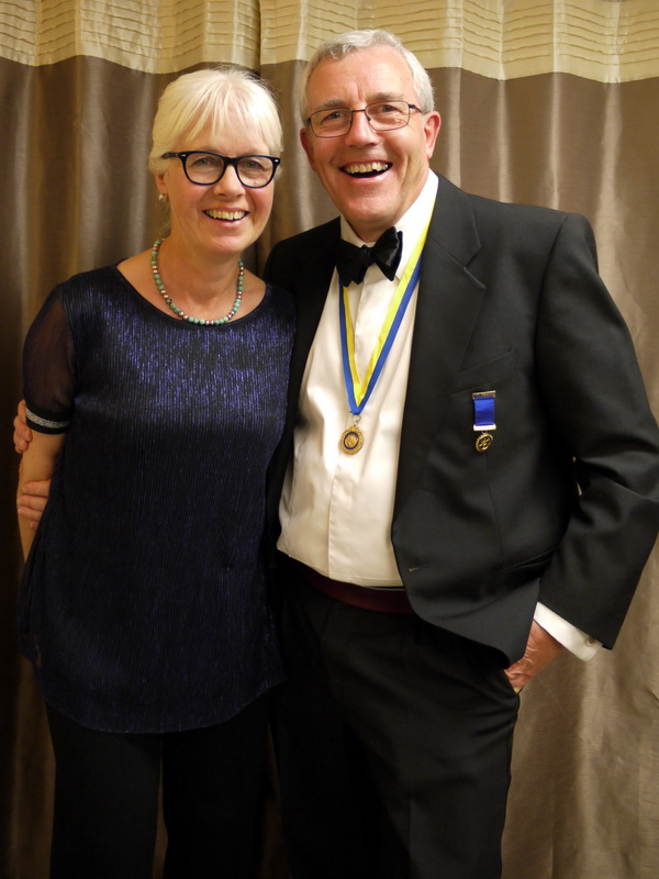 RC of Lostwithiel's 40th Anniversary Charter Dinner - 2019-02-09 - Lostwithiel 40th Charter Dinner (19)