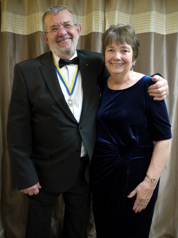RC of Lostwithiel's 40th Anniversary Charter Dinner - 2019-02-09 - Lostwithiel 40th Charter Dinner (23)