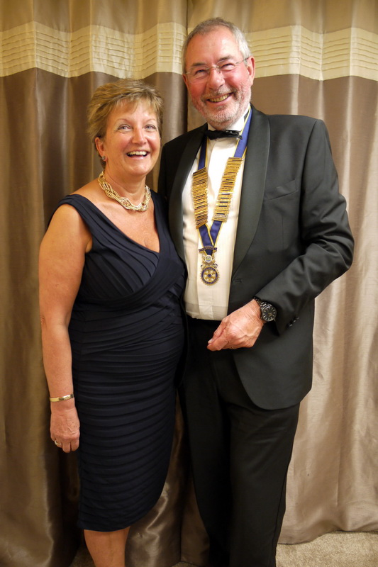 RC of Lostwithiel's 40th Anniversary Charter Dinner - 2019-02-09 - Lostwithiel 40th Charter Dinner (25)