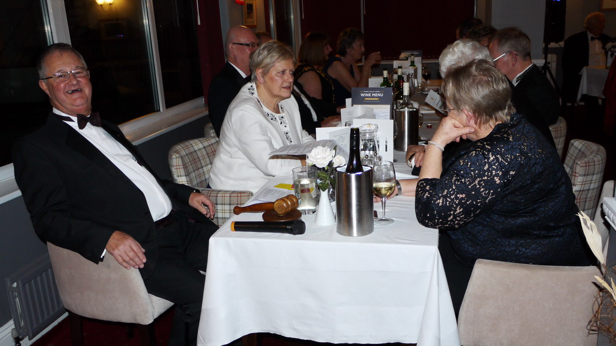 RC of Lostwithiel's 40th Anniversary Charter Dinner - 2019-02-09 - Lostwithiel 40th Charter Dinner (27)