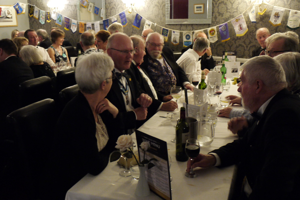 RC of Lostwithiel's 40th Anniversary Charter Dinner - 2019-02-09 - Lostwithiel 40th Charter Dinner (30)