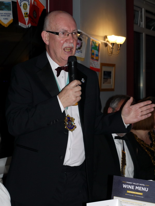 RC of Lostwithiel's 40th Anniversary Charter Dinner - 2019-02-09 - Lostwithiel 40th Charter Dinner (31)