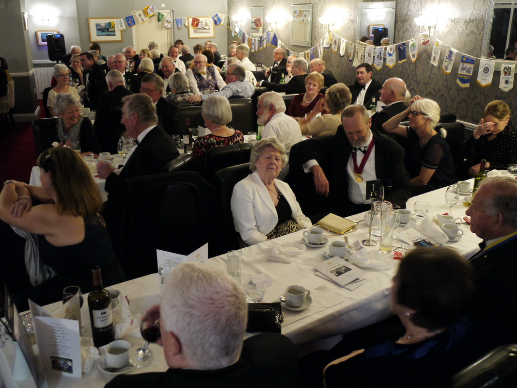 RC of Lostwithiel's 40th Anniversary Charter Dinner - 2019-02-09 - Lostwithiel 40th Charter Dinner (41)