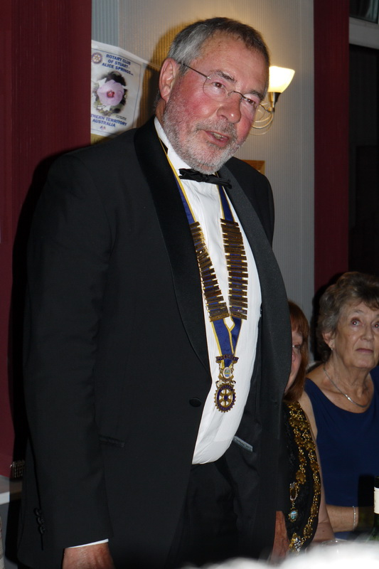 RC of Lostwithiel's 40th Anniversary Charter Dinner - 2019-02-09 - Lostwithiel 40th Charter Dinner (48)