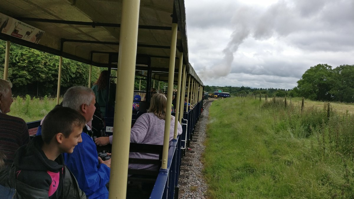 Kids Out day to Whipsnade Zoo - 2019-06-12 11