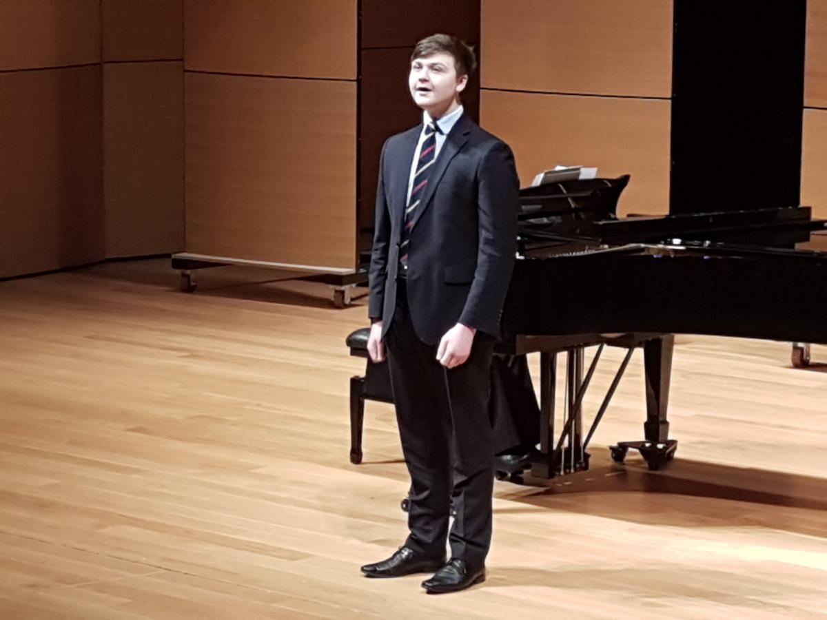 Rotary District Young Musician -