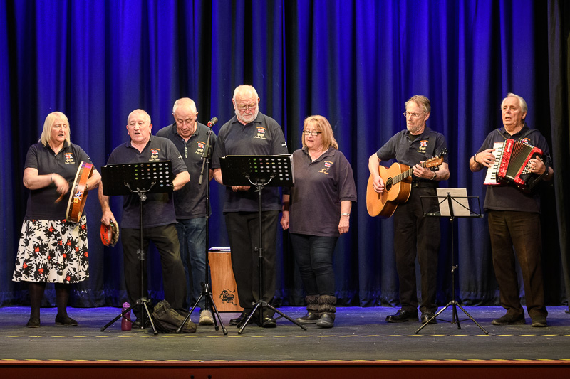 Holsworthy's 16th Charity Extravaganza - Friggin' Riggin'