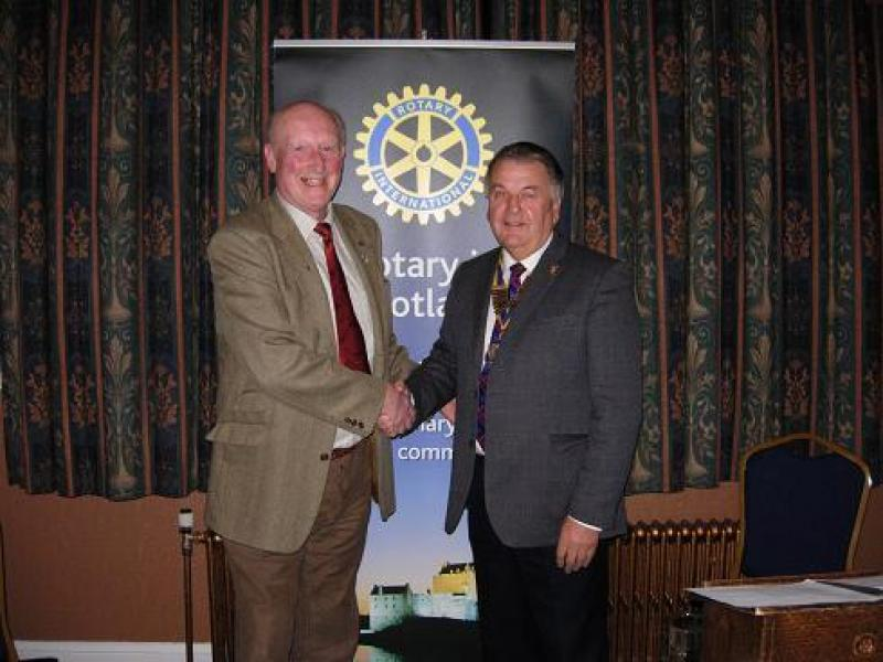 Archive of Skye Rotary Pictures -