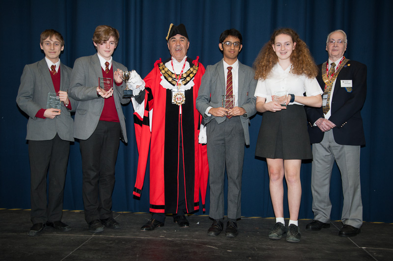 Technology Tournament led by Twickenham Rotary Club  - Mayor and Radnor House School