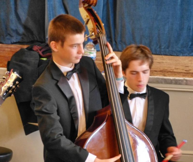 CHIPPY JAZZ AND MUSIC 2012 - The pieces were great, the feeling was great...