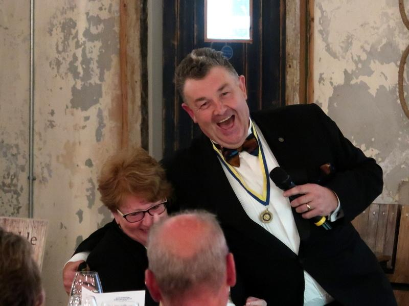 85th. Clitheroe Rotary Birthday Party! -