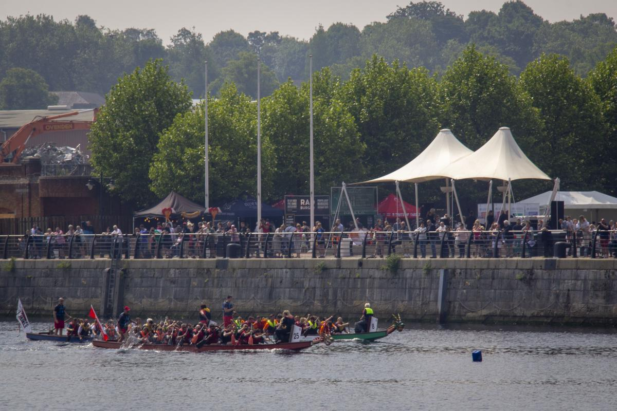 2018 Dragon Boat Challenge photos - 270518 60D 2398 Edited