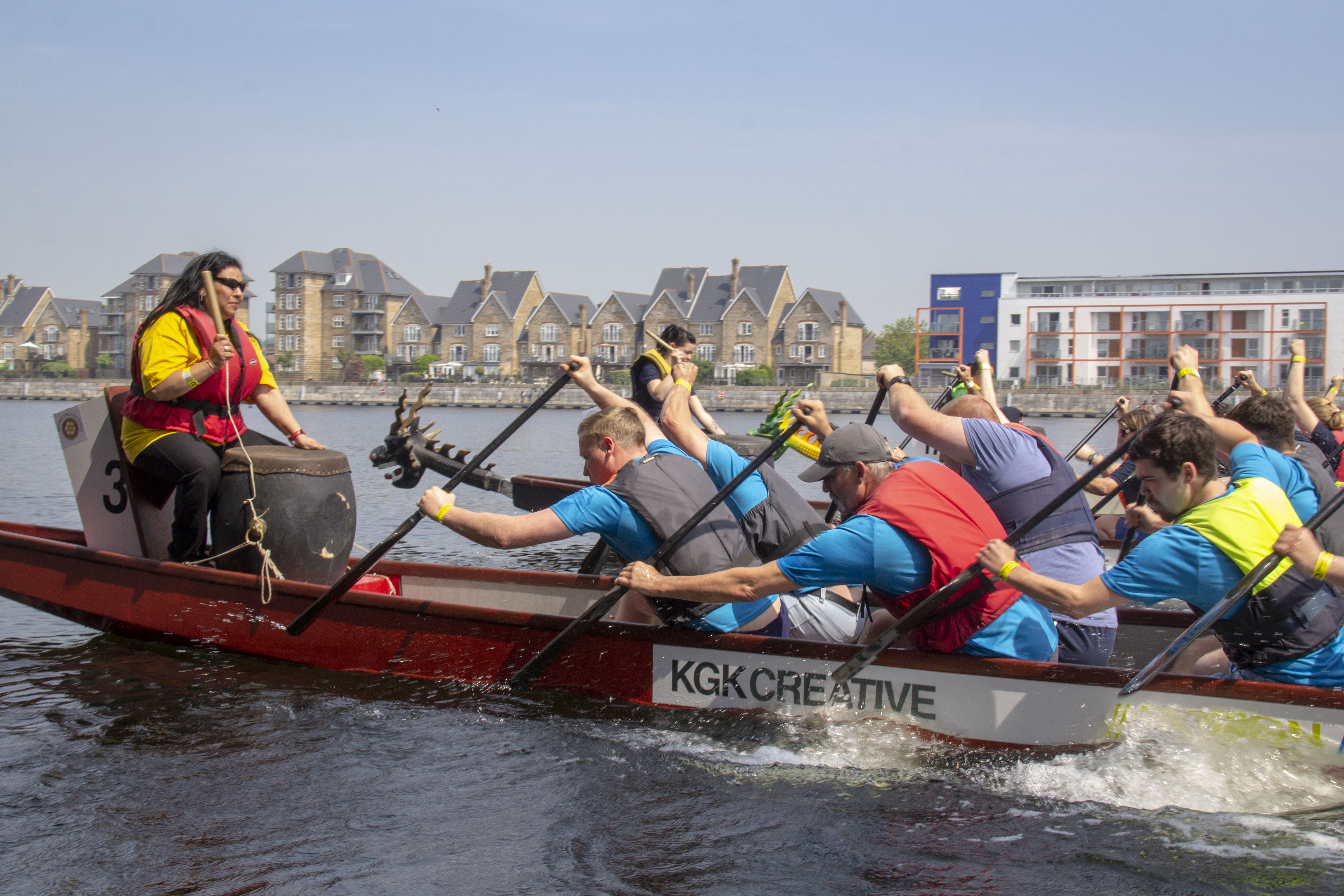 2018 Dragon Boat Challenge photos - 270518 60D 2433 Edited