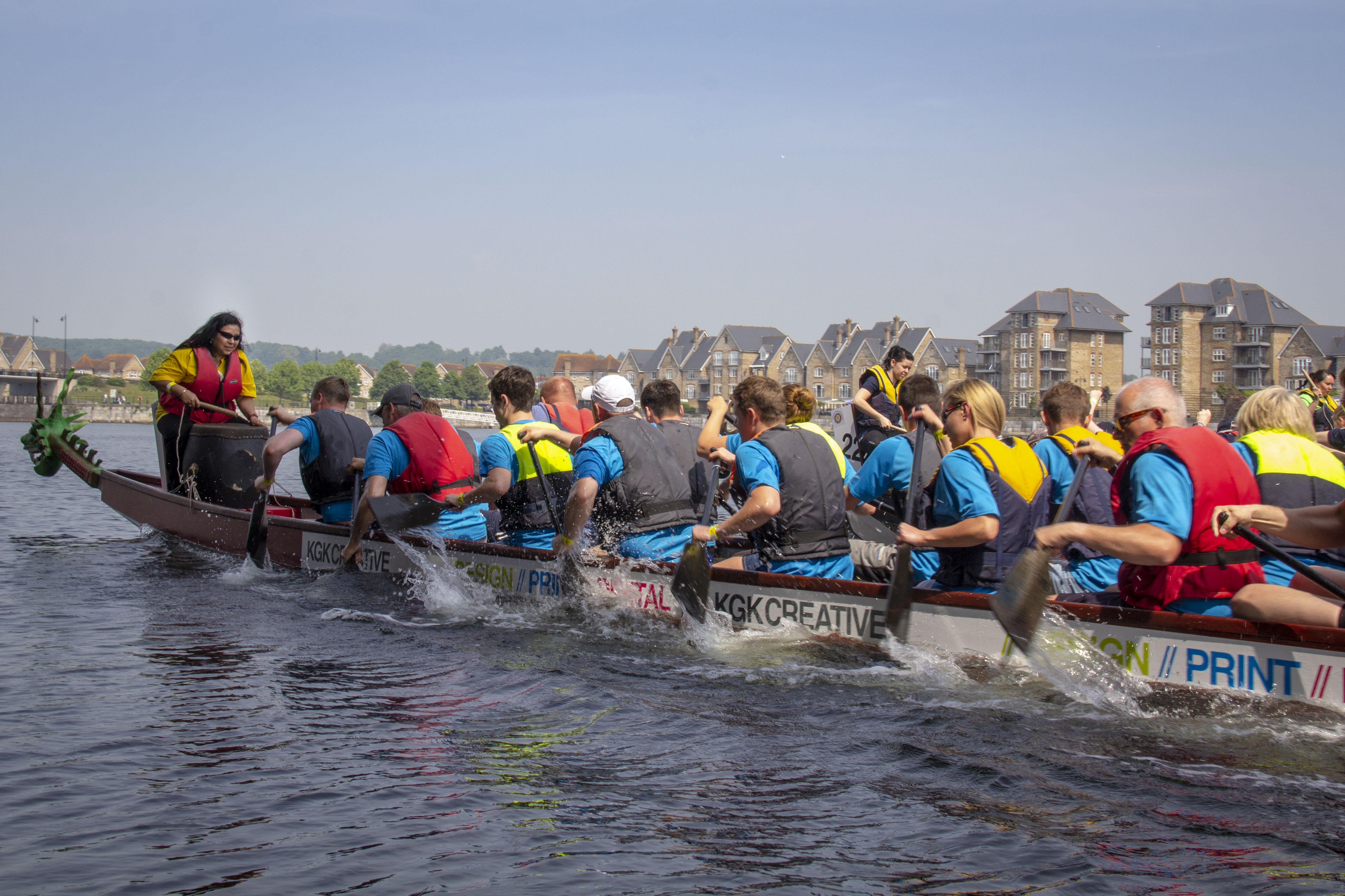 2018 Dragon Boat Challenge photos - 270518 60D 2436 Edited