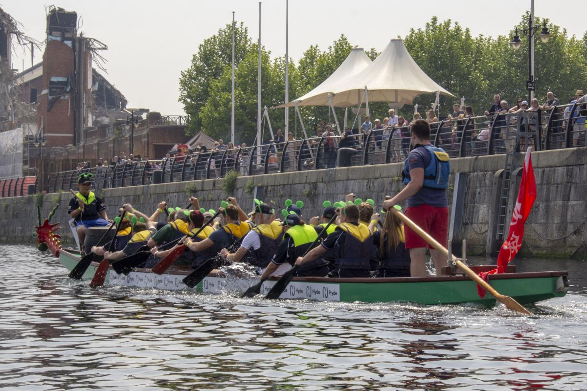 2018 Dragon Boat Challenge photos - 270518 60D 2465 Edited